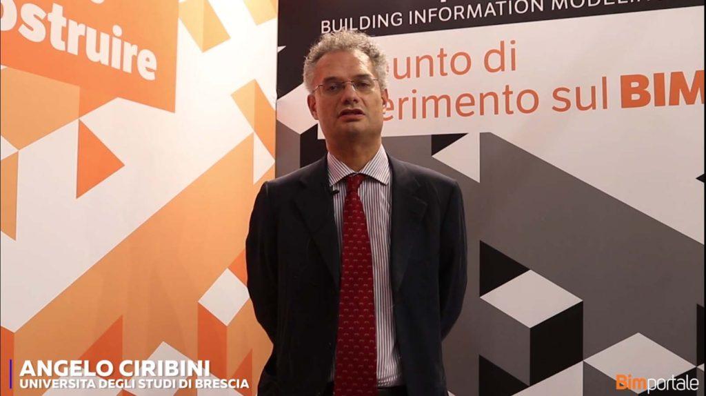 Angelo Ciribini: Italia in prima fila nella transizione digitale