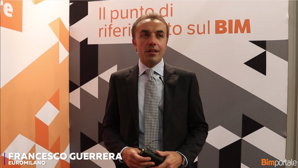 Francesco Guerrera, Euromilano – Uptown, il primo smart district italiano progettato in BIM