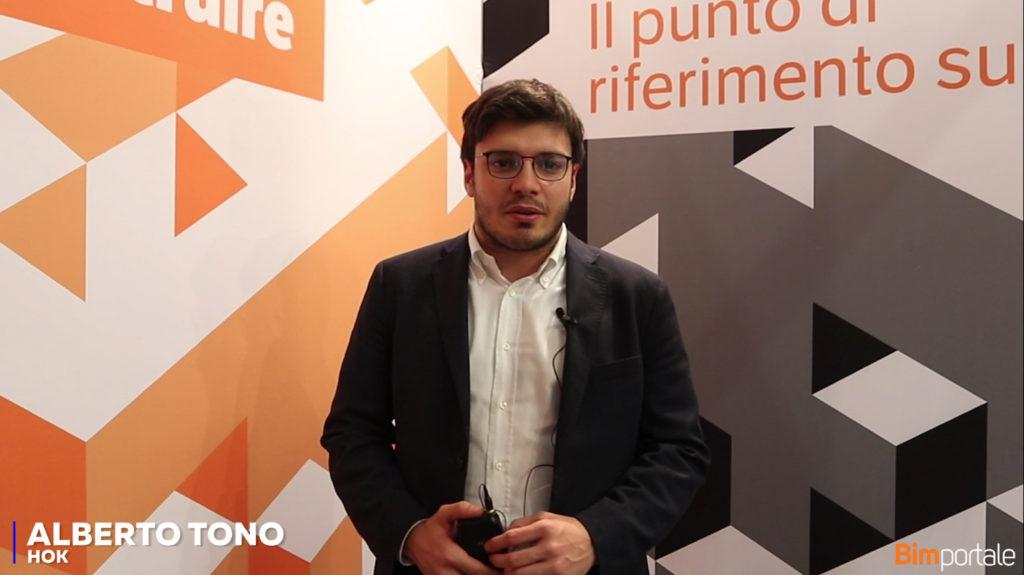 Alberto Tono, HOK: l'Italia ha molto da dire in materia di BIM