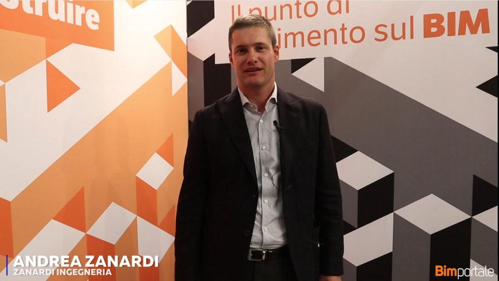 Andrea Zanardi, Zanardi Ingegneria: Il processo BIM per la Nuova Scuola Politecnica – il progetto strutturale