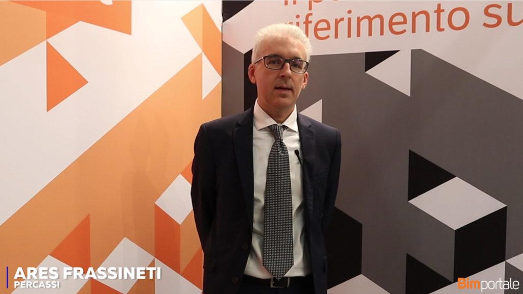 Ares Frassineti, Impresa Percassi – Il BIM in un grande intervento immobiliare: la visione del General Contractor