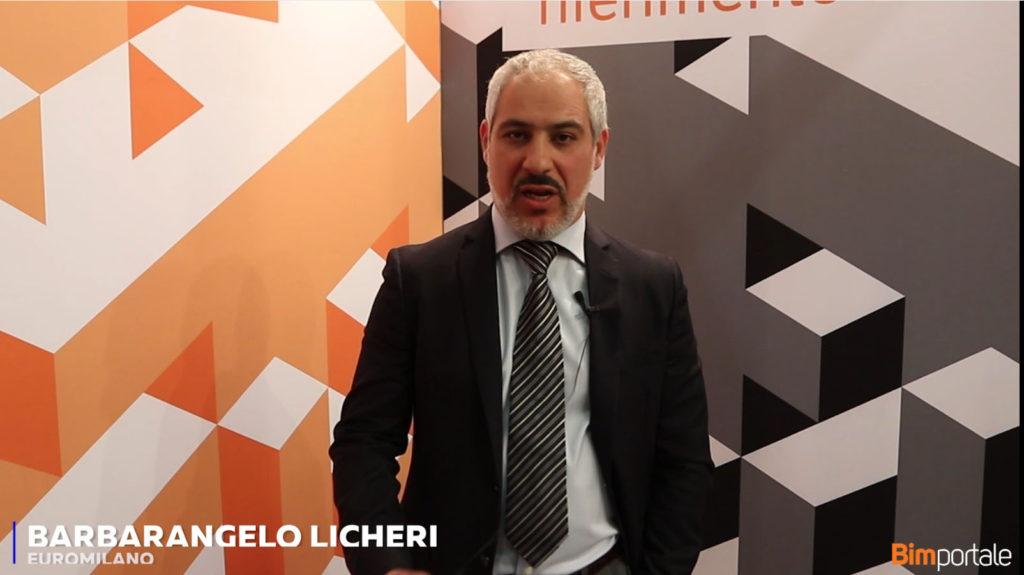 Barbarangelo Licheri, Euromilano: il progetto della Nuova Scuola Politecnica sulla collina degli Erzelli