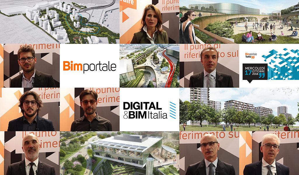 BIMportale Talks: il BIM nel Real Estate: progettazione, costruzione, gestione