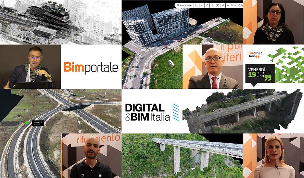 BIMportale Talks: Infra BIM 7D, la manutenzione con le metodologie BIM nell'edilizia infrastrutturale