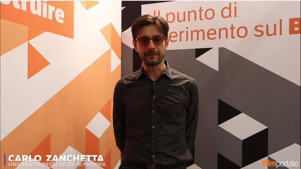 Carlo Zanchetta – Introduzione e approfondimenti accademici sul tema BIM nel Real Estate