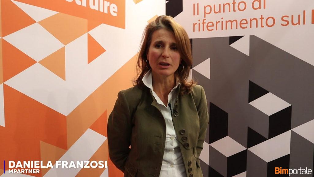 Daniela Franzosi, Mpartner – Esperienze BIM avanzate a Milano dal social housing al progetto Gioia 22