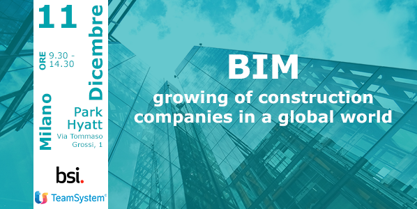 BIM growing of construction companies in a global world
