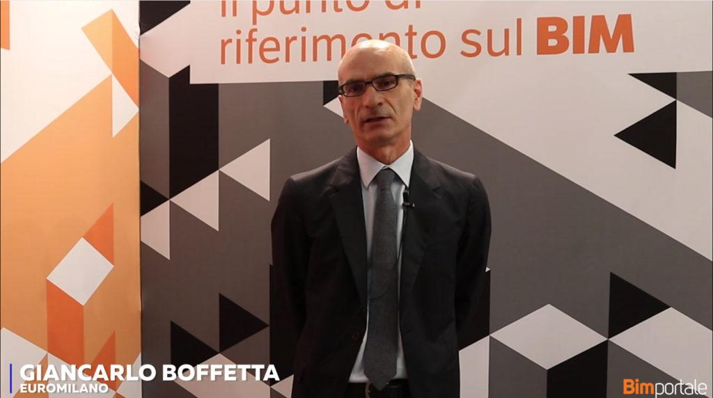 Giancarlo Boffetta, Euromilano – Uptown, il primo smart district italiano progettato in BIM