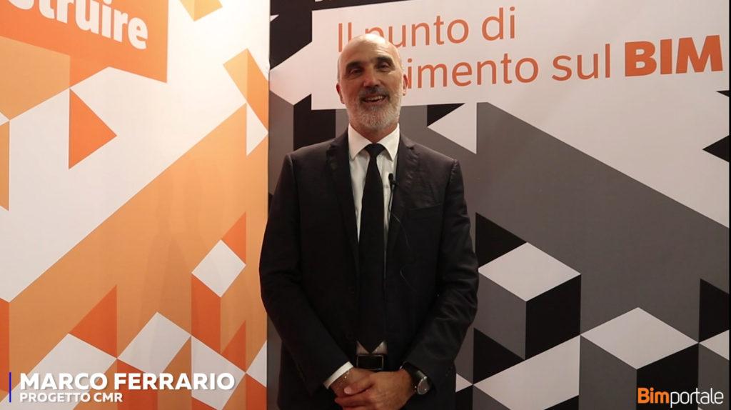 Marco Ferrario, Progetto CMR – Chorus Life: un grande progetto di rigenerazione urbana