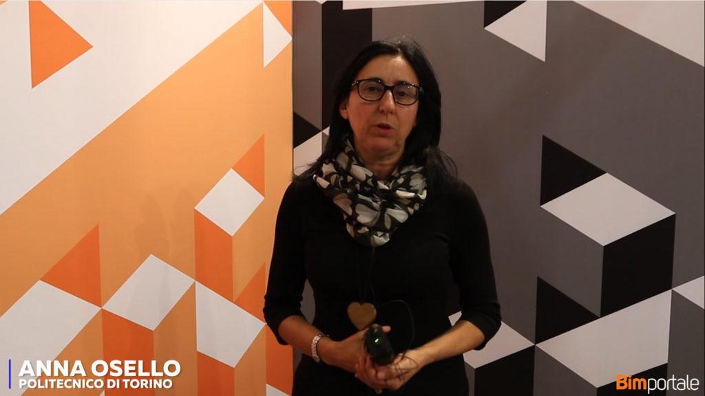 Anna Osello, Politecnico di Torino: Infra BIM 7D – Lo scenario futuro: il caso studio sviluppato con ANAS
