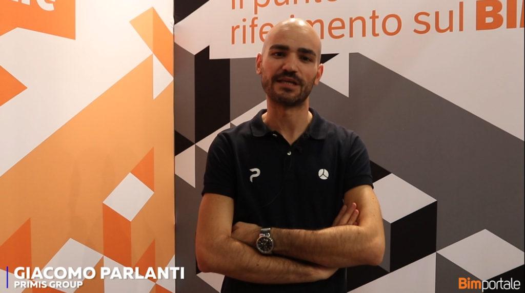 Giacomo Parlanti, Primis Group: Infra BIM 7D – L'utilizzo dei droni per la manutenzione
