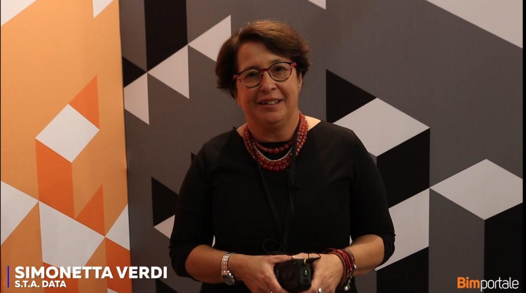 Simonetta Verdi, STA Data: il futuro dell'edilizia passa attraverso la digitalizzazione