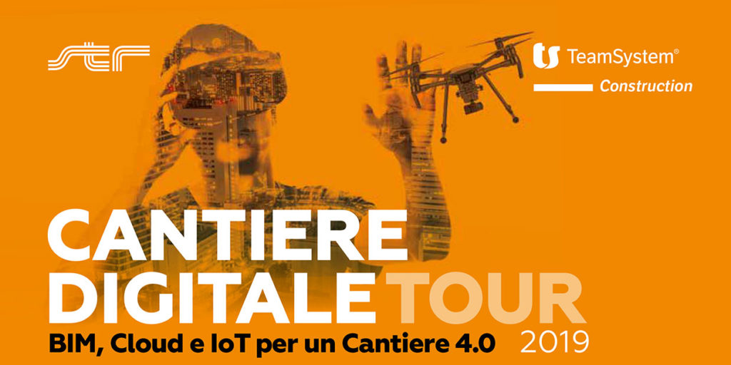 CANTIERE DIGITALE TOUR 2019