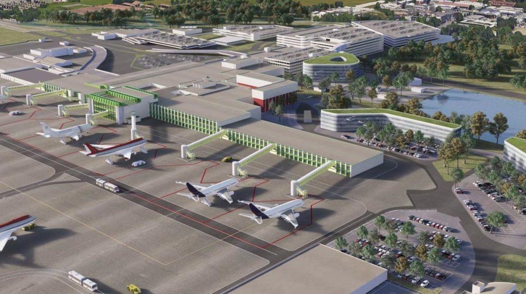 DBA Progetti sviluppa in BIM gli scali di Linate e Malpensa