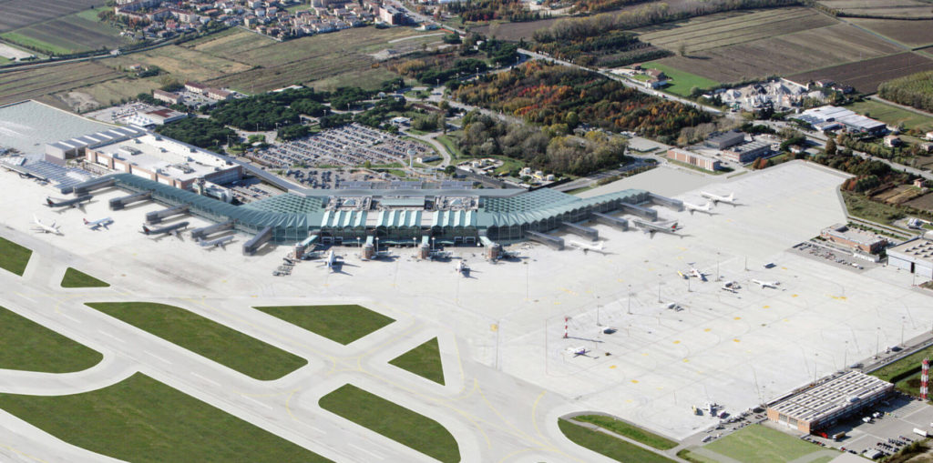 Manens-Tifs con MagiCAD per l'ampliamento dell'aeroporto Marco Polo di Venezia
