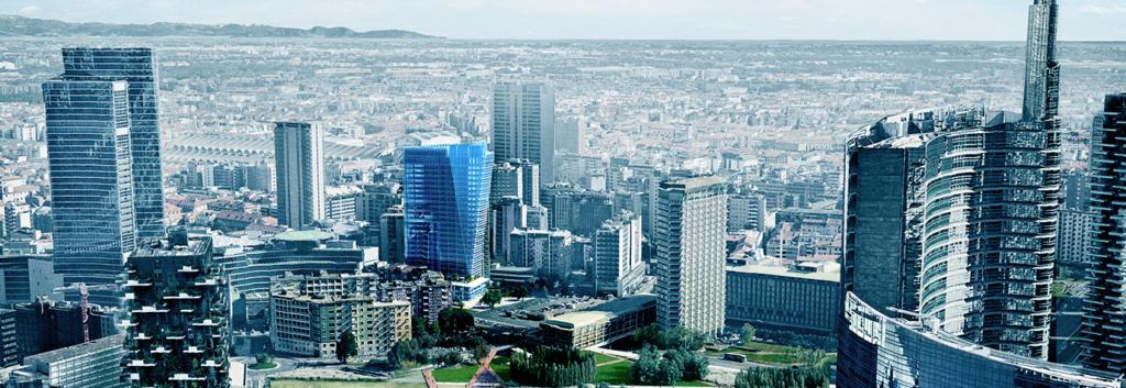 BIMportale Progetti – Nuovo grattacielo direzionale Gioia 22