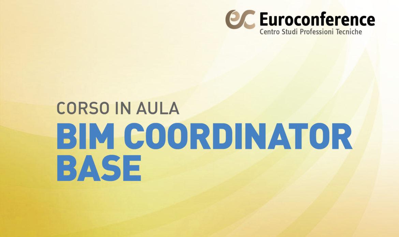 Corso BIM Coordinator Base in aula