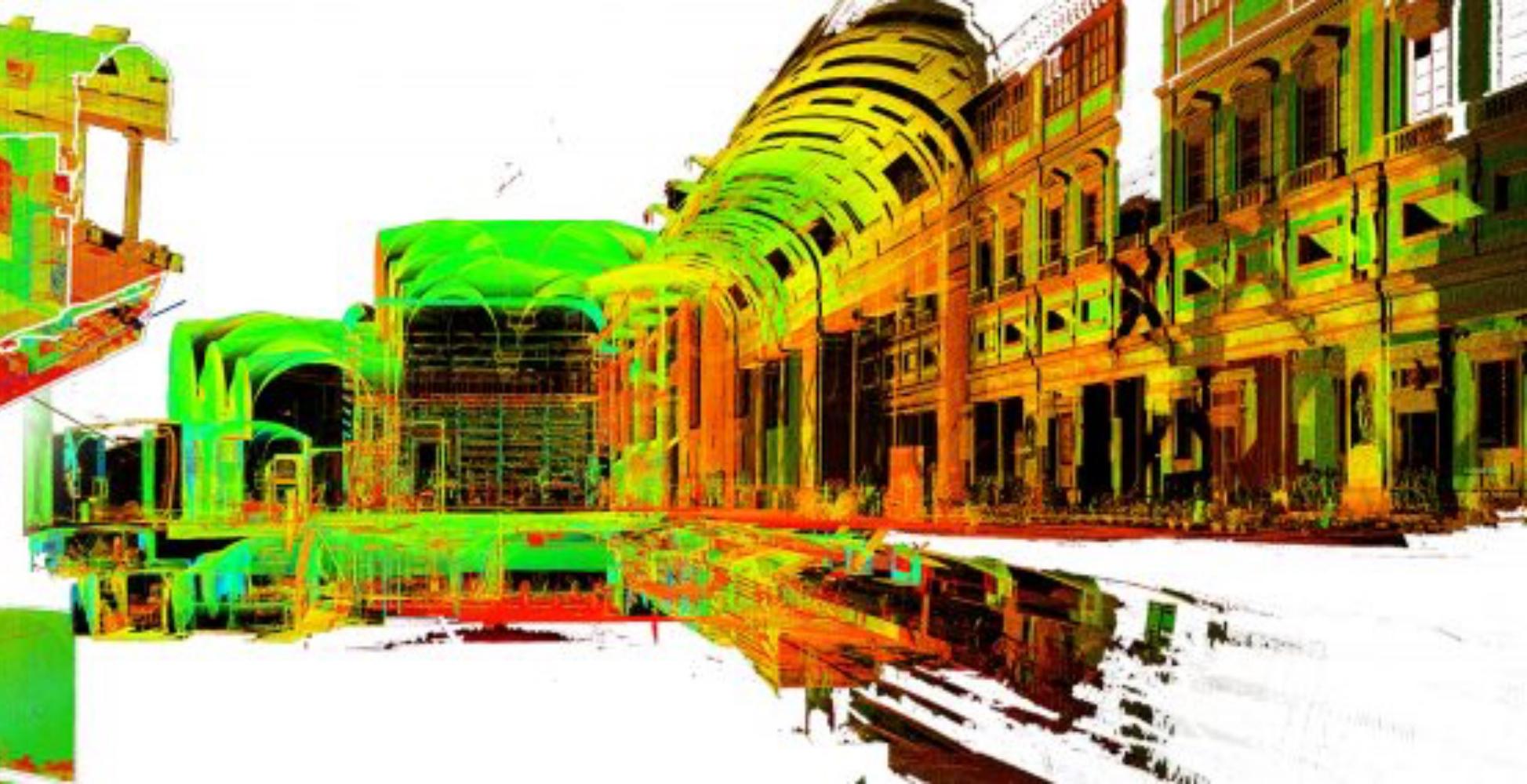 DAda Lab, a Pavia il progetto di restauro è digital
