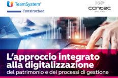 L'approccio integrato alla digitalizzazione del patrimonio e dei processi di gestione