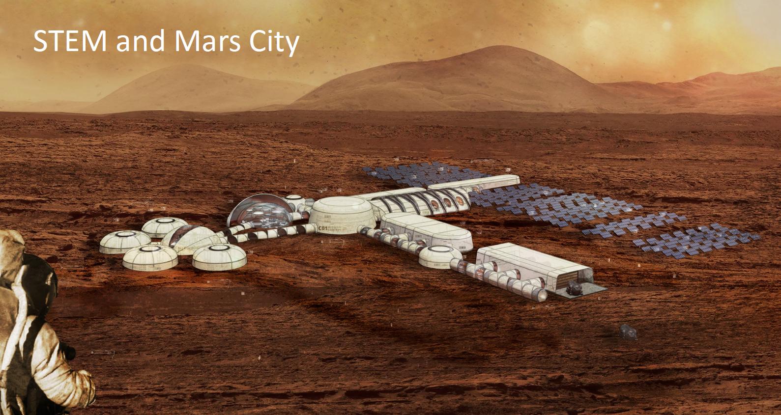 La colonizzazione spaziale? Si sperimenta in BIM!