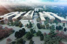 Il nuovo Ospedale Universitario di Odense