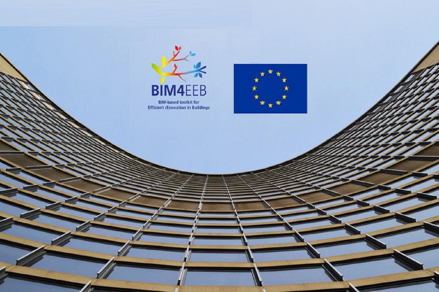 BIM4EEB, la piattaforma comune per la gestione degli edifici