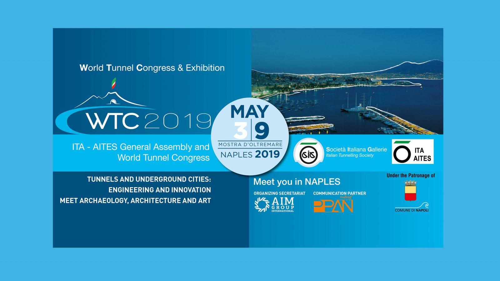 Il World Tunnel Congress parla il linguaggio del BIM