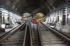 London Crossrail: BIM e 3D per il più importante progetto infrastrutturale in Europa