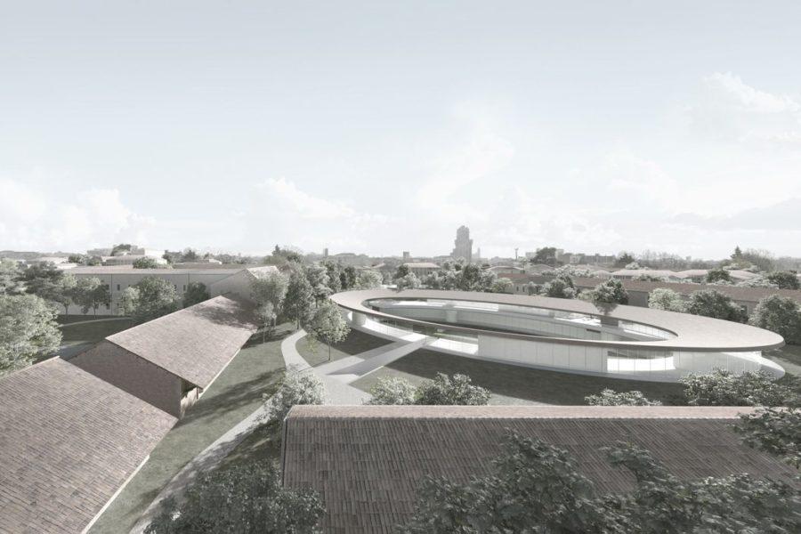 Steam per il nuovo Campus Universitario di Padova