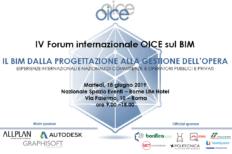 Il 4° Forum internazionale OICE sul BIM