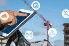 L'IoT per la gestione del cantiere edile