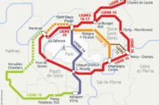 Presto nuovi bandi di gara in BIM per il progetto Grand Paris Express