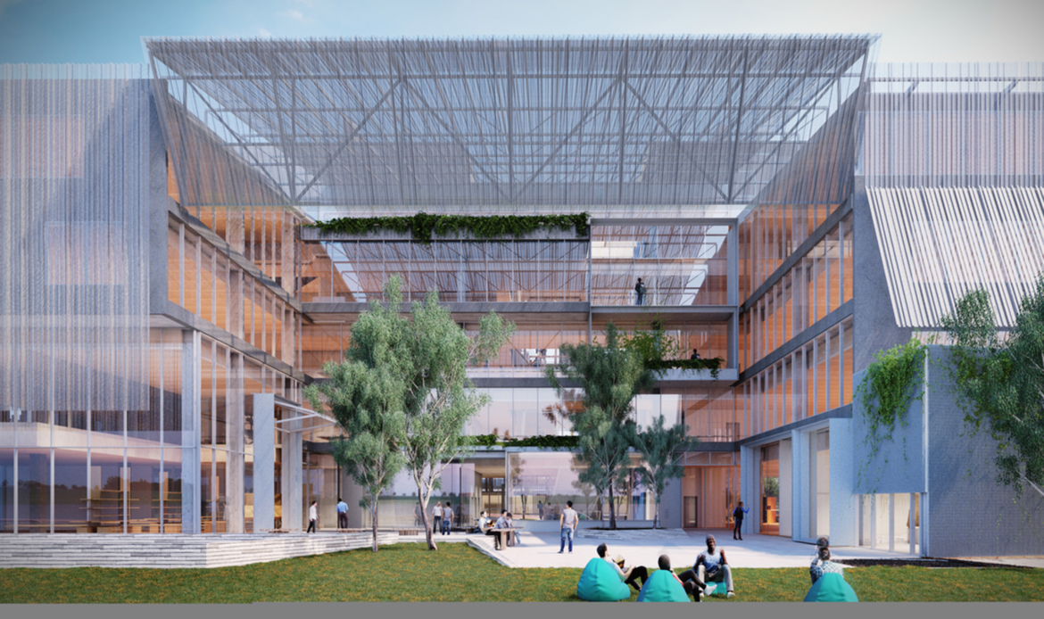 La nuova School of Design della Curtin University in Australia