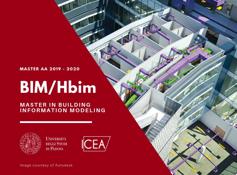 Master BIM/Hbim dell'Università di Padova