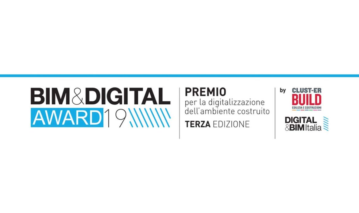Al via le candidature per i BIM&DIGITAL Awards