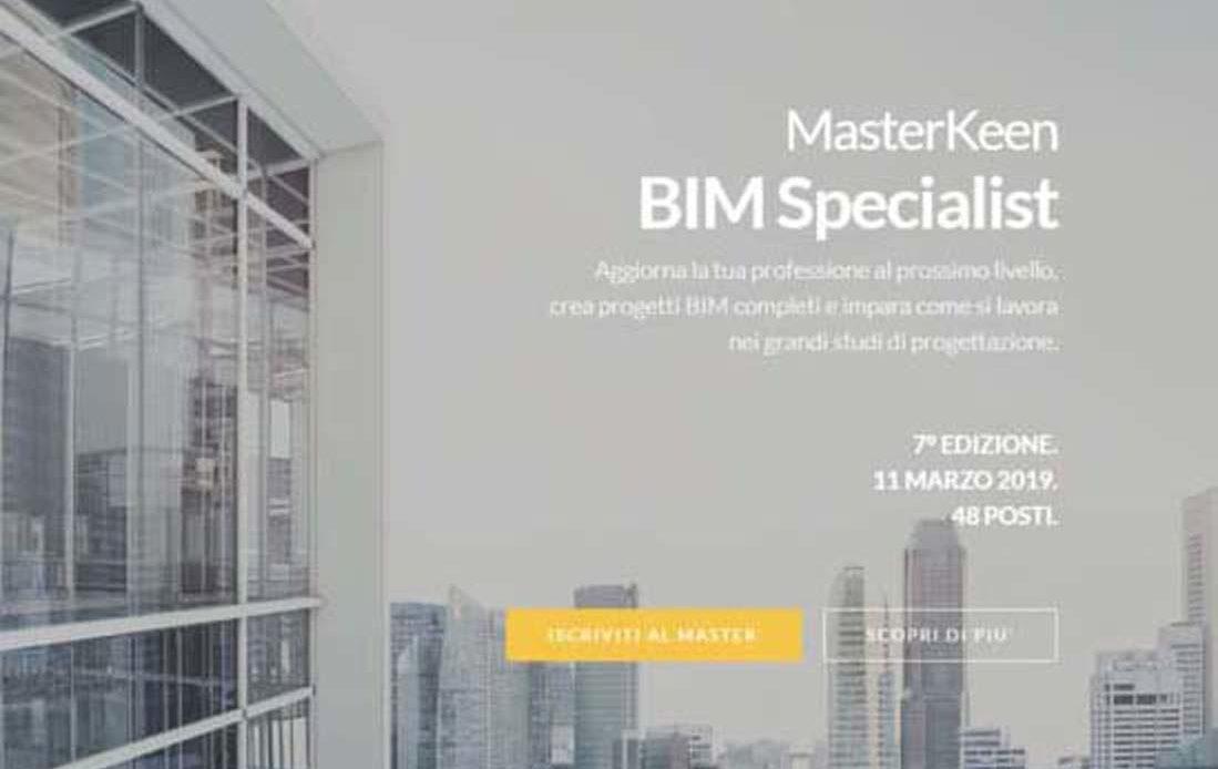 MasterKeen BIM Specialist