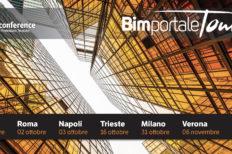 Bimportale Tour: appuntamento con il BIM in 7 città