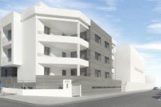 """Nuovo edificio residenziale """"The Trainer"""" a Sassari"""