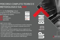 UP to BIM, da Serteco un percorso teorico completo sul BIM