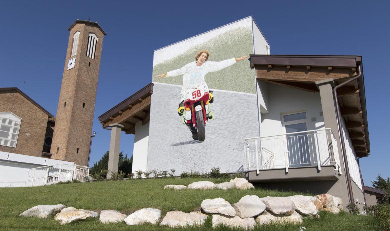 Centro polifunzionale Fondazione Marco Simoncelli