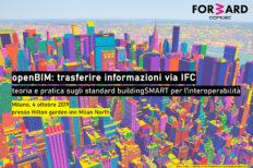 openBIM: trasferire informazioni attraverso IFC teoria e pratica sugli standard buildingSMART per l'interoperabilità