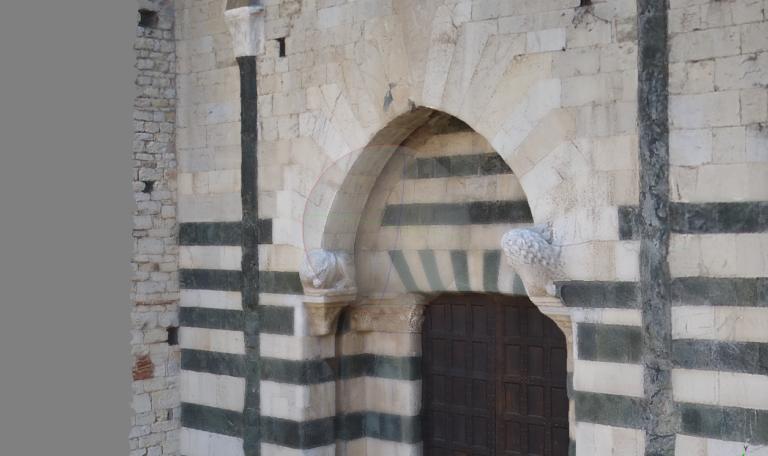 Prato Castello dell'Imperatore BIM Studio Centauro