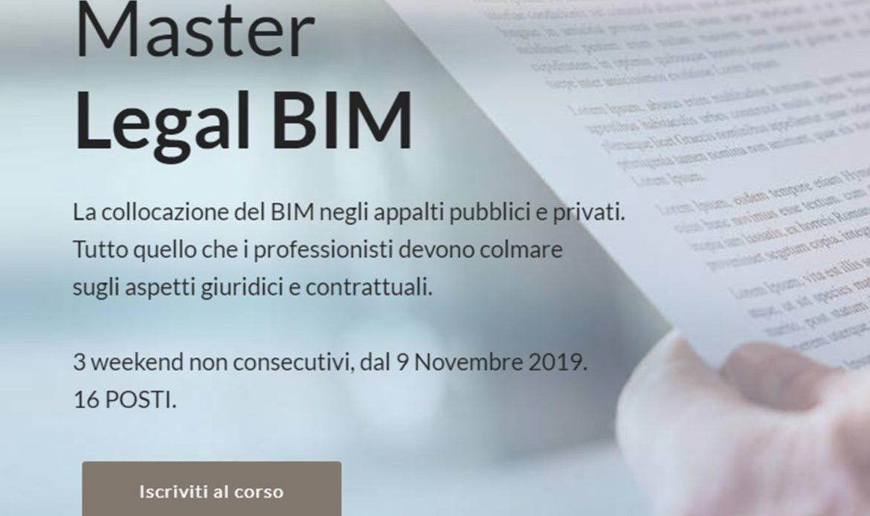 Master Legal BIM