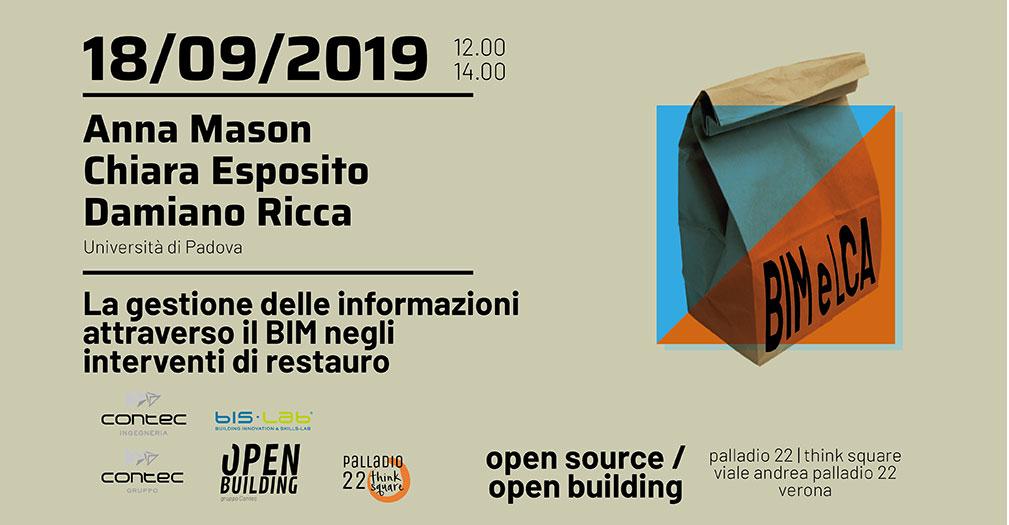 A Verona si parla di BIM negli interventi di restauro