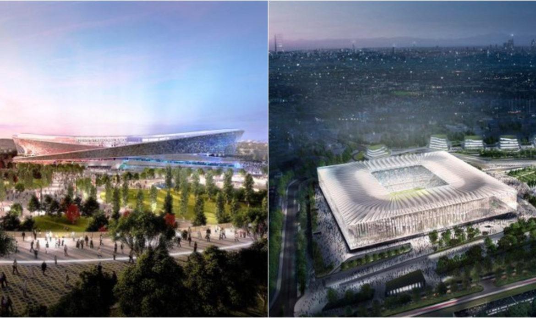 Firme BIM per il nuovo stadio di Milano