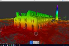 SIFET: HBIM e droni per la geomatica e la cartografia