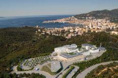 Il nuovo ospedale di Ajaccio
