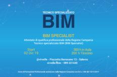 Tecnico specializzato BIM – BIM Specialist a Salerno