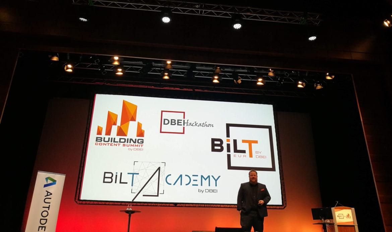 "BILT Europe 2019: gli esperti italiani tra i ""top level"" del BIM"