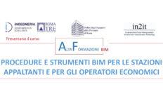 Corso Alta Formazione BIM Università degli Studi Roma Tre